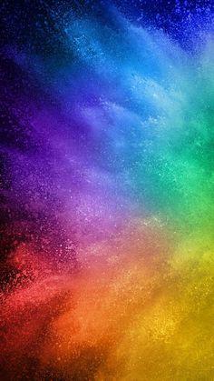 color splash wallpaper by georgekev - 2960 - Free on ZEDGE™