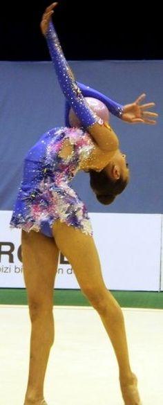 Evgenia Kanaeva (Rússia). EURO 2009 em Baku