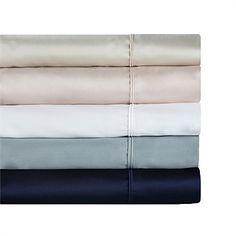 Briscoes - Fieldcrest 500Thread Count Egyptian Cotton Sateen Sheet Set