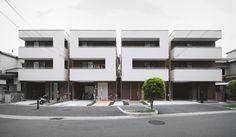 352三   Numbers House by Matsunami Mitsutomo