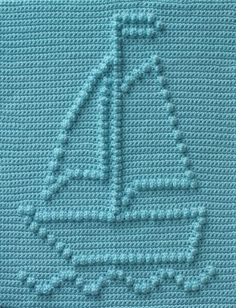 Sailboat Baby ... by Marilyn Sehn | Crocheting Pattern