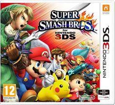 Lista completa de todos los personajes de Super Smash Bros para N3DS