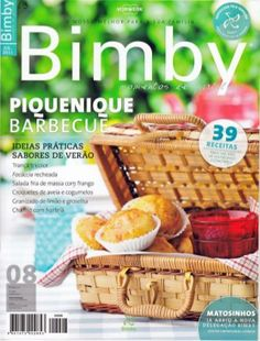Revista bimby 2011.07 n08 I Foods, Make It Simple, Nom Nom, Picnic, Recipies, Food And Drink, Appetizers, Yummy Food, Healthy Recipes