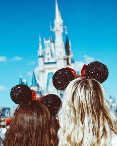 Disney com amigos