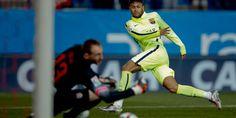 Barça elimina al Atlético con doblete de Neymar en Copa del Rey | A Son De Salsa