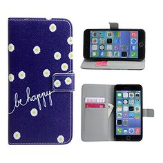 iPhone 6 Case, Linkertech Apple iPhone 6 Wallet Case[Shock-absorption], Pu Leather Wallet Card Holder Pouch Flip Case Cover with Stand Function for iPhone 6 4.7 Inch Version (011), http://www.amazon.com/dp/B00QJQDQZ0/ref=cm_sw_r_pi_awdl_u3Q.ub18D9N5Z