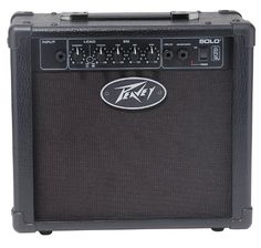 Peavey Solo 12W Transtube Electric Guitar Amplifier * Visit the image link more details. Note:It is affiliate link to Amazon.