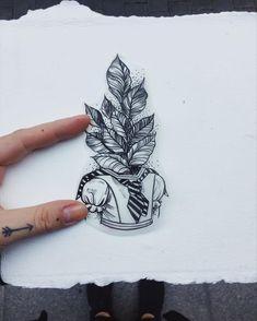 Tattoo by Andrea Losantos Madrid, Tattoos, Drawings, Tatuajes, Tattoo, Japanese Tattoos, A Tattoo, Tattoo Designs, Tattooed Guys