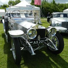 1906 Roi des Belges by Barker 'The Silver Ghost' (chassis 60551)