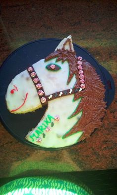 Pferdekuchen á la Belana für den Kindergeburtstag, ein leckeres Rezept aus der Kategorie Kuchen. Bewertungen: 59. Durchschnitt: Ø 4,3.