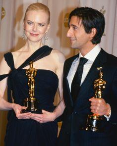 Nicole Kidman & Adrien Brody