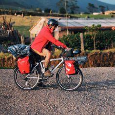 Fotógrafo mineiro percorre parte da América do Sul de bike
