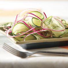 cuke and onion salad