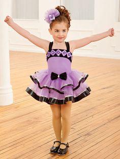 When I Grow Up - Style 0207 | Revolution Dancewear Children's Dance Recital Costume
