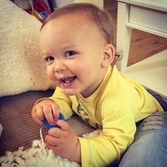 Little goldilocks ☺️ #blondhairdontcare #goldilocks #mamasboy #eduardojonathan #eduardosacconejoly #cheekymonkey #13monthold