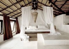 Chances are if you've heard of Tulum, you've heard of Coqui Coqui. Opened by a New York couple who traded the hustle and bustle for a billowy open-air six-room resort on the Yucatán, they also run their own perfumerie out of the hotel, so expect divine smells seeping from every room.