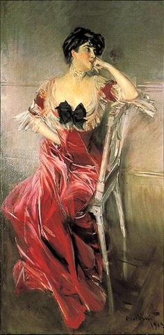 Giovanni Boldini, Miss Bell, Galleria d' Arte Moderna, Genova., from Iryna Giovanni Boldini, Italian Painters, Italian Artist, John Singer Sargent, Heritage Image, Oeuvre D'art, Paris, Great Artists, Painting & Drawing