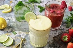 Love Food, A Food, Healthy Life, Smoothies, Panna Cotta, Pudding, Lunch, Healthy Recipes, Drinks