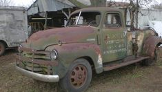Roadside Assistance: 1949 Chevy Wrecker