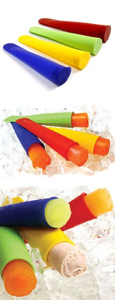 Silicone push pop molds?! #product_design