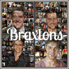 Braxtons, please credit me - @obsessivefan - if you repin!