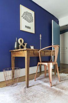 Une décoration mixée dans un appartement parisien - PLANETE DECO a homes world