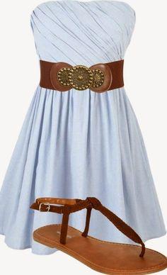 summer dress....