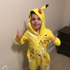 Pokemon Pajamas, Pikachu, Super Excited, Photo And Video, Hoodies, Sweaters, Movie, Watch, Night