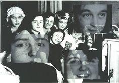 Faces by Christian Boltanski