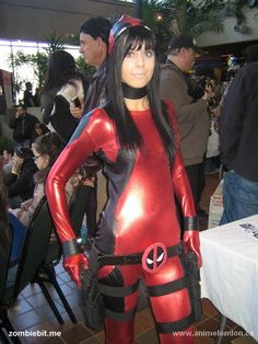 Deadpool by Zombiebit. Online Images, Deadpool, Cosplay, London, Gallery, Anime, Big Ben London, Roof Rack, Anime Shows