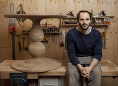 """If you break it down and know what your outgoings are, there is no reason why you can't survive as a craftsperson."" - furniture designer Gareth Neal"
