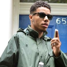 AJ Tracey Grime Artists, Artist Wall, Hip Hop And R&b, Handsome Guys, My People, Life Is Good, Rap, Mens Sunglasses, Babies