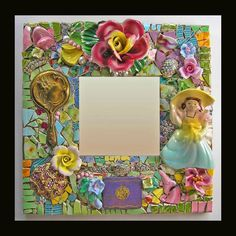 Pique Assiette Mirrors - Bing Images