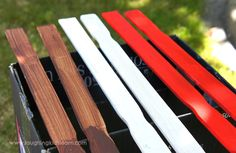Painting and decorating homemade Aboriginal clapping sticks for Australia Day Songs For Toddlers, Puzzles For Toddlers, Preschool Music, Preschool Ideas, Classroom Activities, Classroom Ideas, Homemade Musical Instruments, Diy Instrument, White Paint Pen
