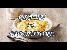 GRATIN DI CAVOLFIORE / RICETTA FACILISSIMA