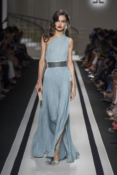 "the-fashion-dish:  ""Elisabetta Franchi Spring/Summer 2017  """