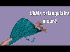 Tuto tricot : Il y a plusieurs façons de tricoter un châle triangulaire, et avec toutes ces techniques on peut faire de très jolies choses. Et il y a LA TECH...