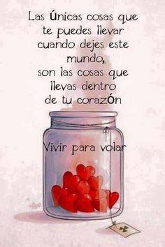 Dentro de tu corazón.