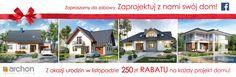 """Zapraszamy do udziału w zabawie: """"Zaprojektuj z nami Swój wymarzony dom!"""" :) Dołącz do nas na #facebook!"""
