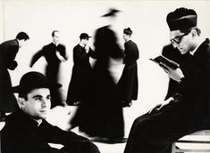 by Mario Giacomelli