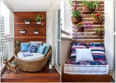 Small condo patio ideas interiors 36 New ideas Interior Design Shows, Interior Design Living Room, Living Room Designs, Deco Cool, Small Balcony Design, Rustic Patio, Small Condo, Condo Living, Patio Furniture Sets
