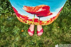 Mlle Belle: Verliefd op Bambiblauw bloemen