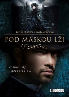 Czech cover of These Vicious Masks by Tarun Shanker and Kelly Zekas
