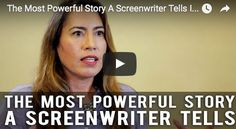 The Most Powerful Story A #Screenwriter Tells Is The One They Tell Themselves by #CeciliaNajar at #StoryExpo     #books #author #screenwriting  #script #film #screenplay #amwriting #publishing #peopleandlife #writers #screenwriting101 #writerslife #writersblock #filmandtelevision #entertainmentindustry  #womenwriters