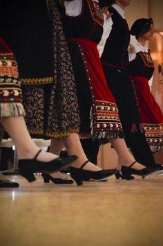 It's true, I need more made Greek dancing skills!