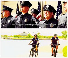 21 Jump Street, we know this movie by heart.