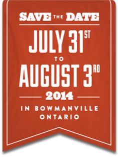 Boots and Hearts Canadian Country Music Festival | Bowmanville, ON – July 31 – August 3, 2014 SOOO STOKED!