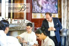 Pedi:Mani:Cure Studio by BastienGonzalez - Royal Mansour - Morocco   #bastiengonzalez #royalmansour