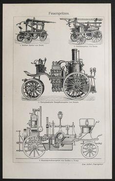 1897 Feuerspritzen