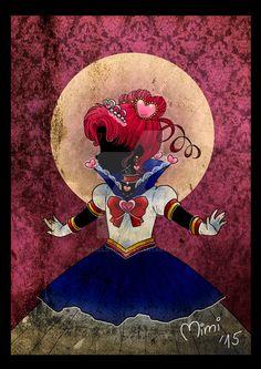 .eternal princess sailor chibichibi by mimiclothing.deviantart.com on @DeviantArt